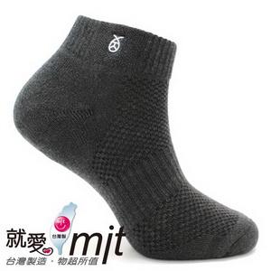 運動短襪厚底(氣腳 汗 腳 臭墊織法)-襪子(多款顏色可選)