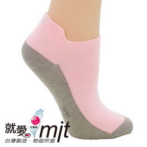 造型船襪-(襪子)(多款顏色可選)    腳底 臭